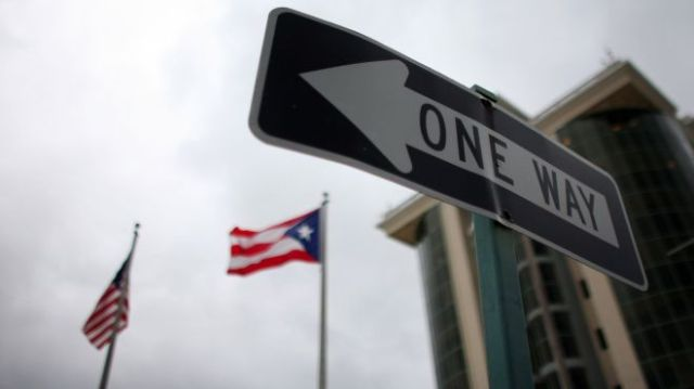 Puerto Rico one way ad