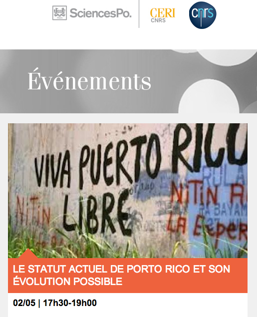 Puerto rico quel statut politique boricuoland a for 9 rue de la chaise sciences po