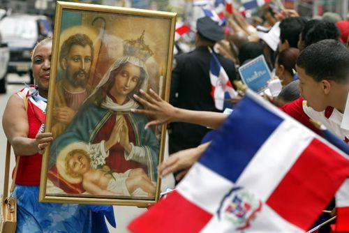 Virgen de Altagracia, patrona de la República Dominicana