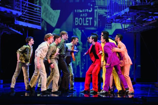 WEST SIDE STORY Theatre du Chatelet Paris 1
