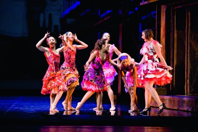 WEST SIDE STORY Theatre du Chatelet Paris 3