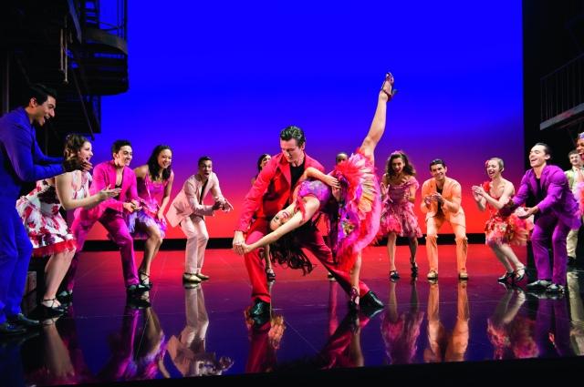 WEST SIDE STORY Theatre du Chatelet Paris 4