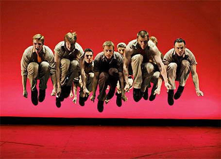 WEST SIDE STORY Theatre du Chatelet Paris 45jpg