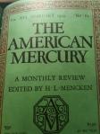 The American Mercury, Vol. XVI, N° 62, February 1929
