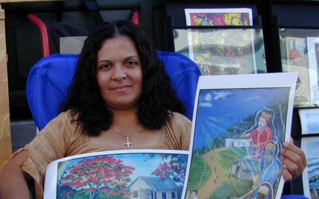077Visages Portoricains - Rostos de Puerto Rico_Claude DUPRAS